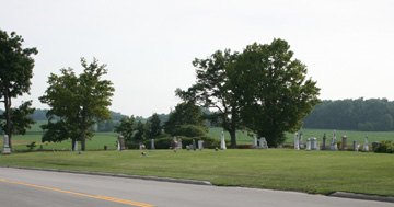 Cato Heights Cemetery - 2007